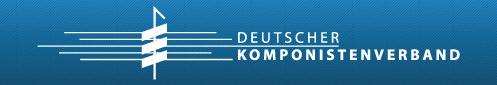 Deutscher Komponistenverband
